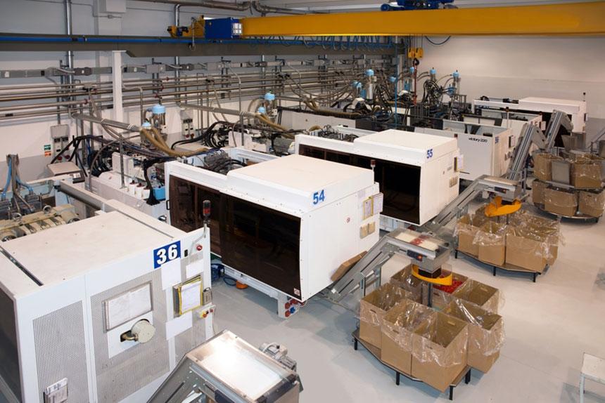 Planowanie produkcji w fabryce tworzyw sztucznych