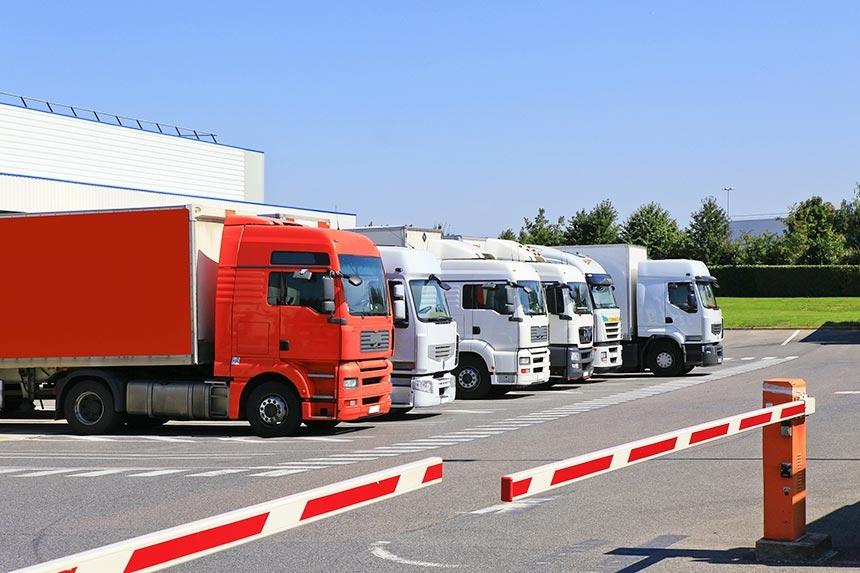 Transport i RFID