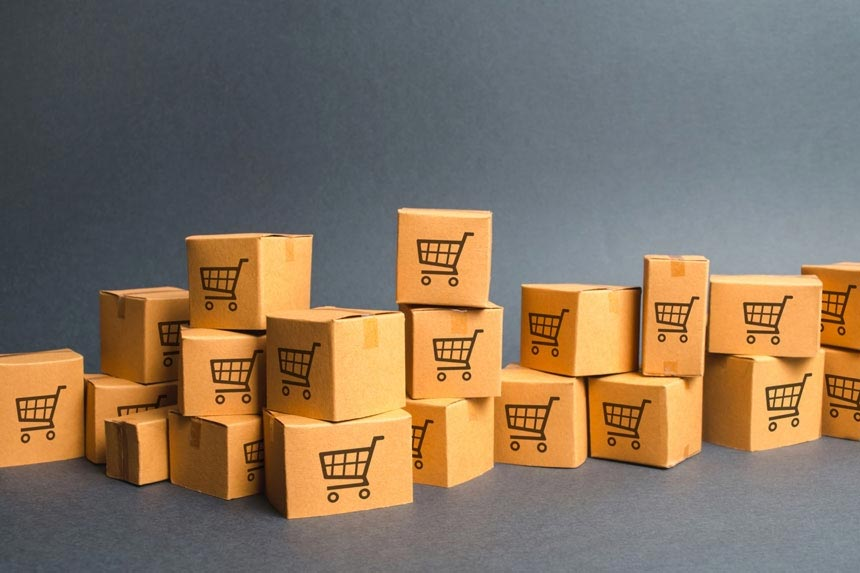 E-commerce – praca magazynu