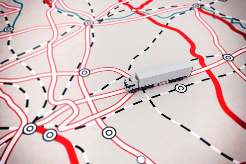 Planowanie tras