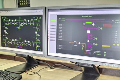 Wdrożenie systemu nadzoru zenon SCADA
