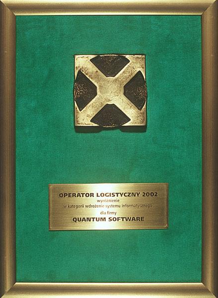 Operator Logistyczny 2002