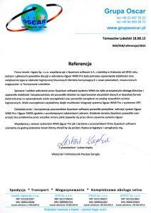Referencje Leszek i_Agata